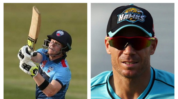 Mixed fortunes for Warner and Smith in Global T20 Canada League