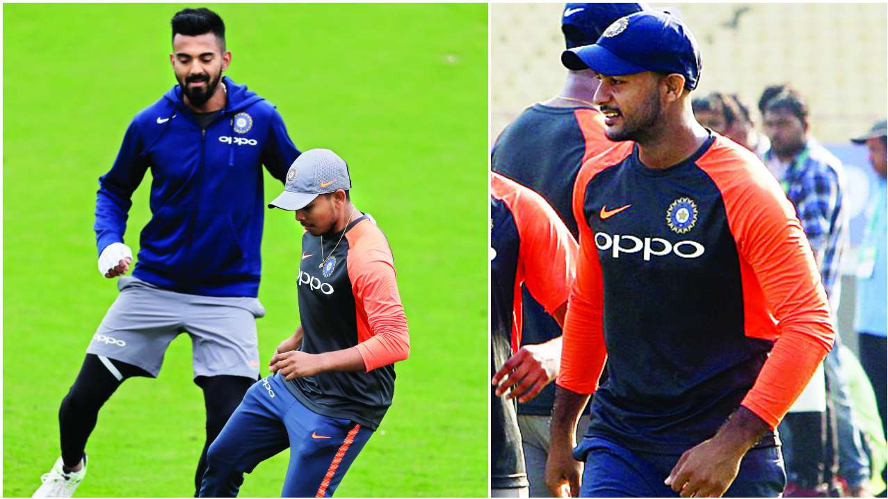 IND v WI 2018: BCCI announces 12-man India squad for the second Test at Hyderabad