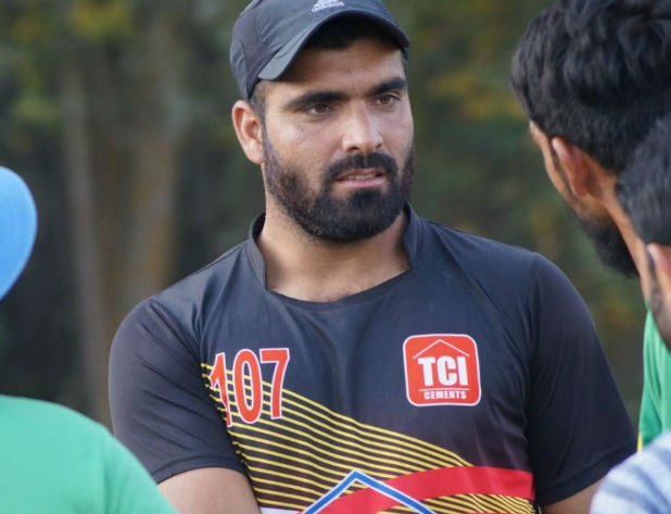Meet Manzoor Ahmad Dar, the 'Pandav' of Jammu & Kashmir cricket who targets IPL berth