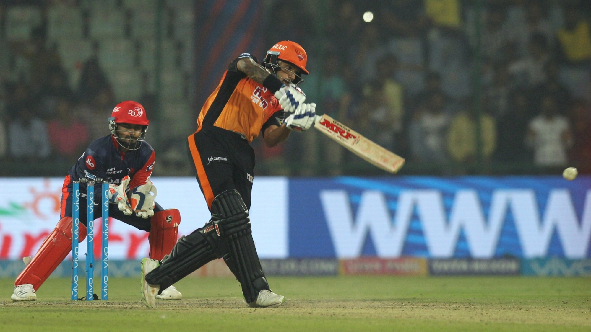 IPL 2018: 'The Gabbar was always there' says Shikhar Dhawan after his scintillating 92* against DD