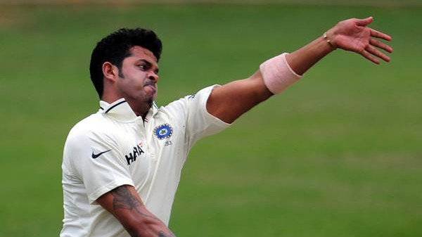 WATCH – Sreesanth returns to the cricket field