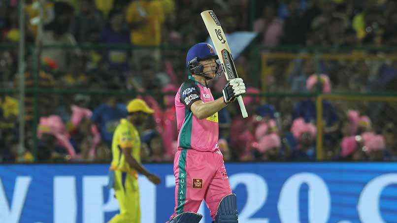 IPL 2018: Match 43, RR vs CSK: Twitter hails Jos Buttler  as Royals stun CSK to  keep playoff hopes alive