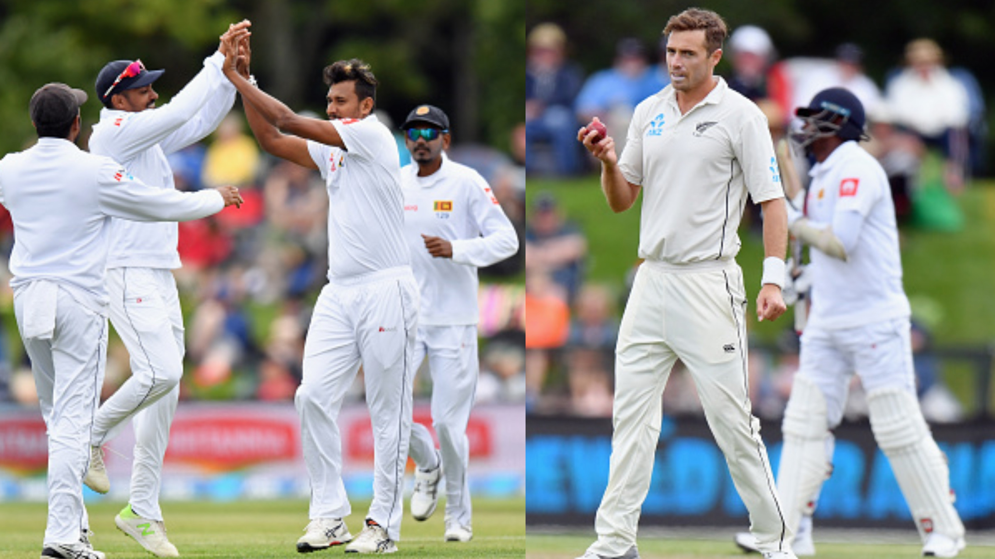 NZ v SL 2018-19: Tim Southee praises Sri Lanka pace attack in Christchurch Test
