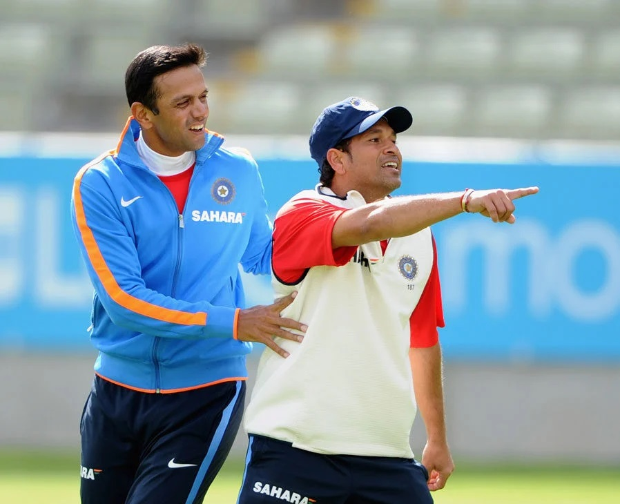 Akhtar shared Dravid's achievements and justified why he rated him higher than Tendulkar | Getty