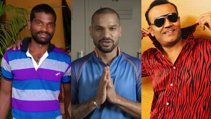 Cricket fraternity wishes Shikhar Dhawan on 35th birthday; Sehwag comes up with hilarious post
