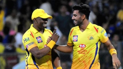 IPL 2018: CSK fast bowler Deepak Chahar out of IPL for two weeks.