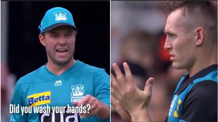 WATCH - Brisbane Heat shares a video featuring AB de Villiers to spread Coronavirus awareness