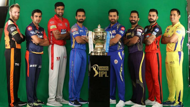 IPL 2018: Watch – IPL captains sign the Spirit of Cricket pledge