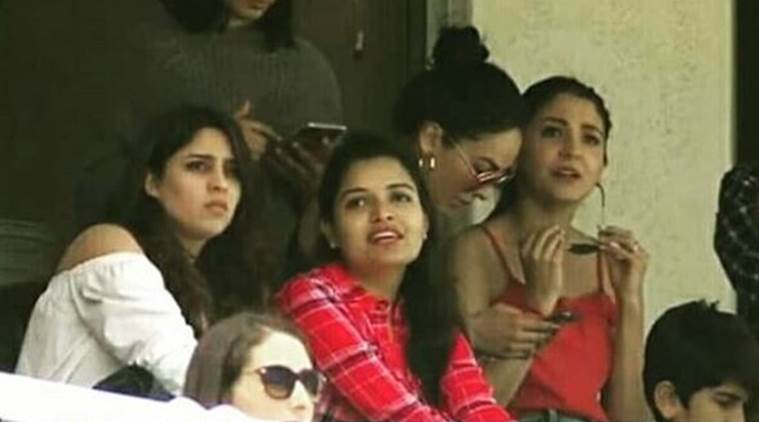 SA v IND 2018: In Pics – Anushka Sharma cheers for hubby Virat Kohli from the Newlands stands