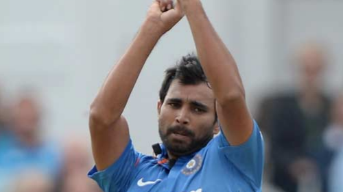 Mohammed Shami finally gets BCCI's Grade B central contract