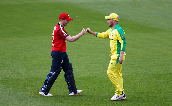 England will take on Australia in the first ODI at Old Trafford | Getty