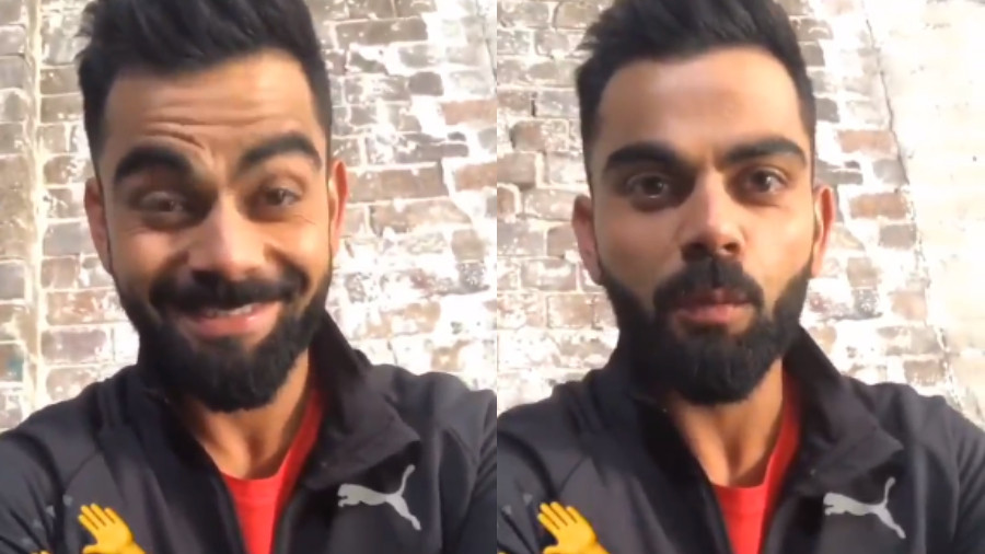 WATCH: Virat Kohli gives a witty reply to a fan during Q&A session on Instagram