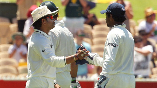 Sachin Tendulkar has a witty birthday wish for Wriddhiman Saha