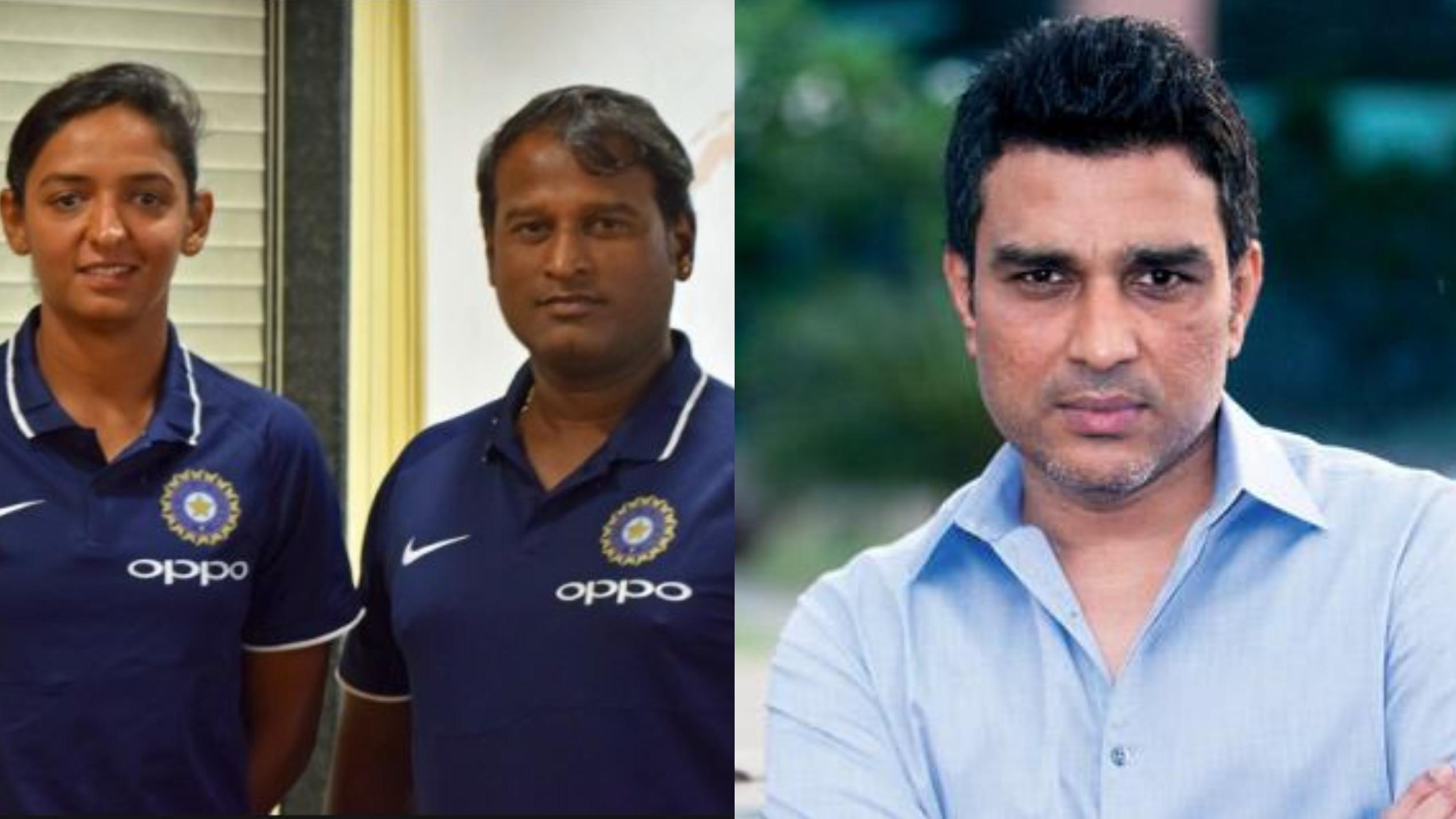 संजय मांजरेकर के अनुसार हरमनप्रीत कौर कोच रमेश पोवार की भूमिका को बढ़ा-चढ़ाकर कर रही हैं पेश