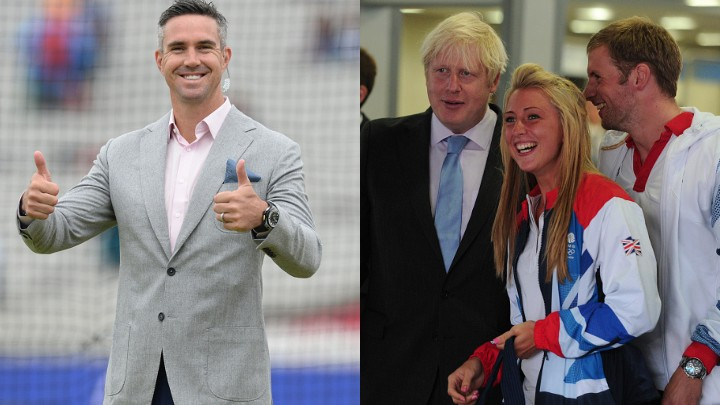 Kevin Pietersen asks British PM Boris Johnson to look after England's women's cricket