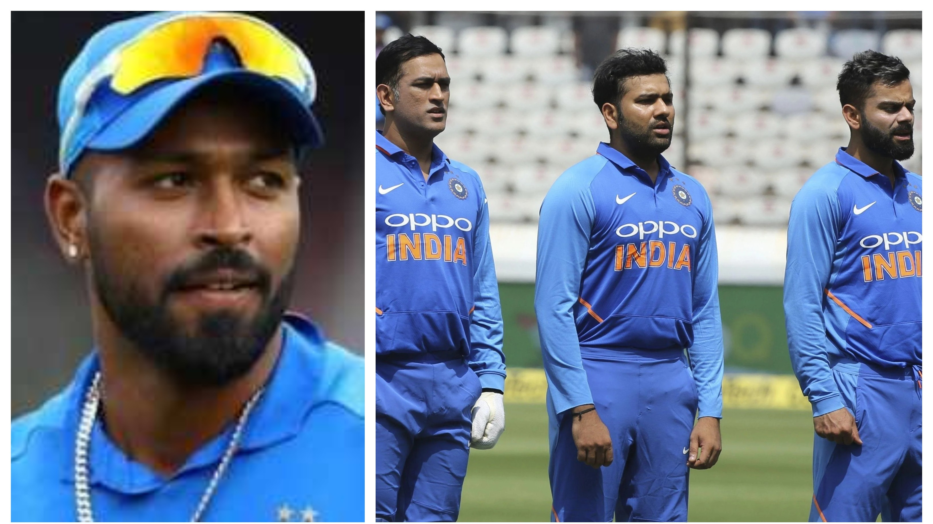 Hardik Pandya gives pep talk to Baroda youngsters; shares success stories of Kohli, Dhoni, Rohit with them