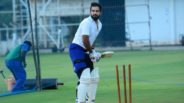इरफान पठान ने युवा की गेंदबाज़ी में सुधार के लिए की उसकी मदद
