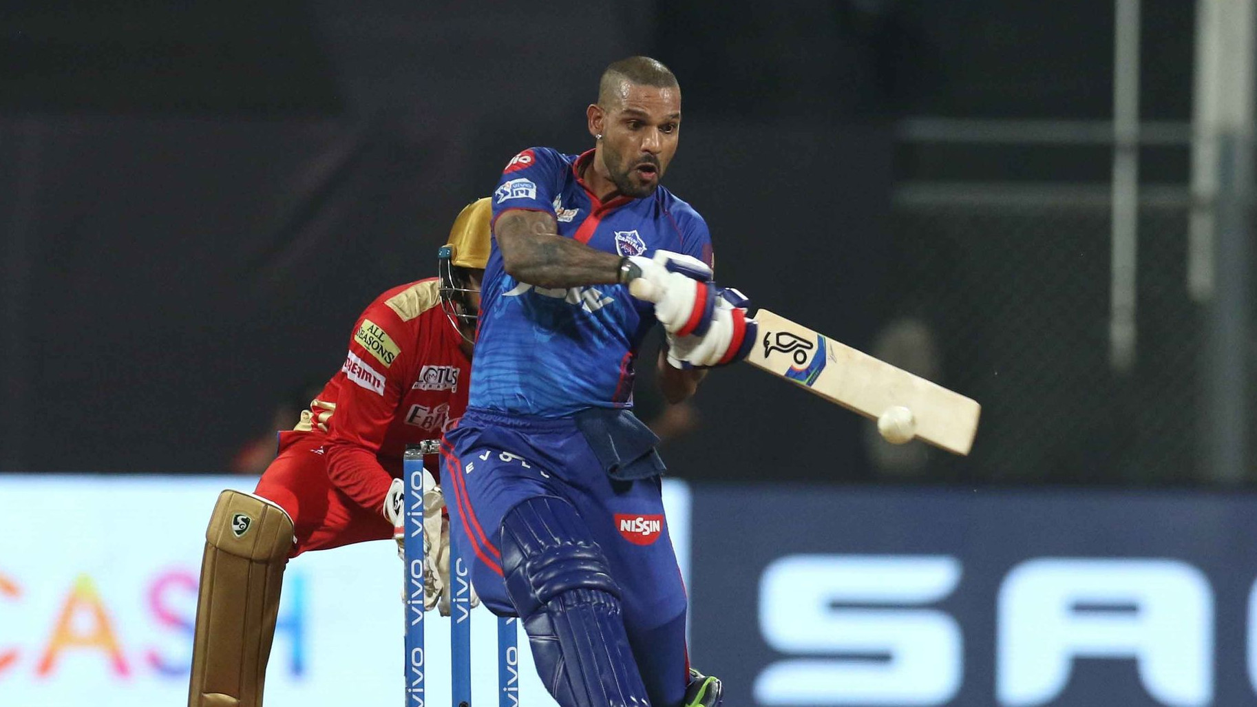 IPL 2021: Easier to bat second at Wankhede because of dew- opines Shikhar Dhawan