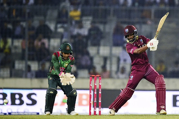 Hope rated his 146* against Bangladesh as his best in ODI | Getty Images