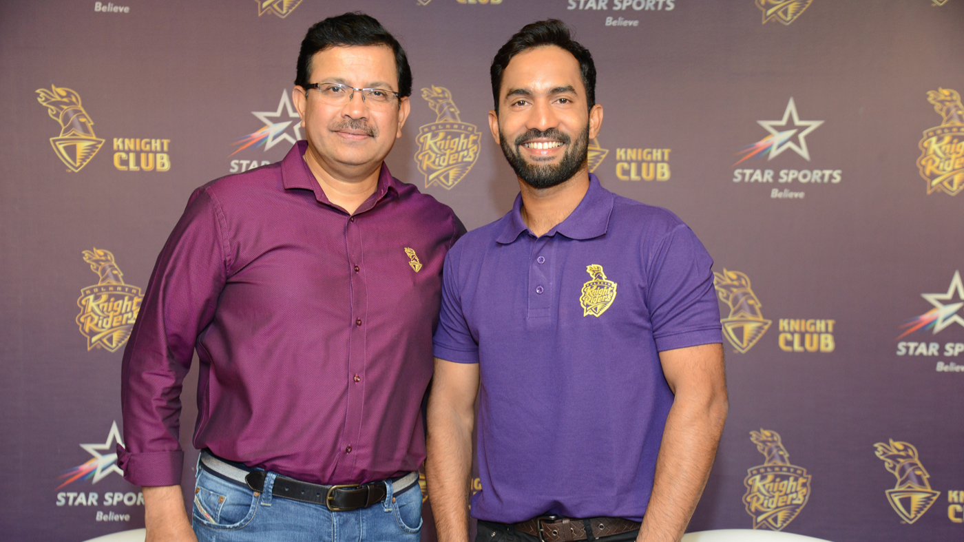 IPL 2018: Dinesh Karthik banking on his experience to lead KKR this season