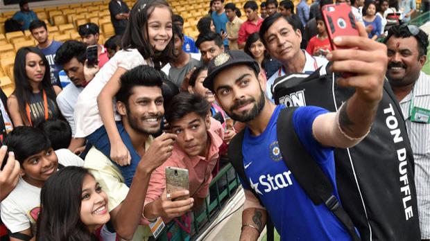 IPL 2018: Virat Kohli talks about a terrifying love letter from a fan