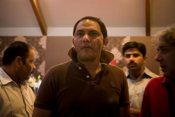 Mohammad Azharuddin | GETTY
