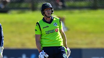 Ireland wins T20I tri-series by beating Scotland by one run in a thriller