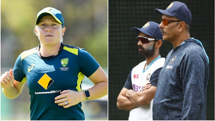 AUS v IND 2020-21: Alyssa Healy slams Team India for complains on hotel facilities in Brisbane; Twitter reacts