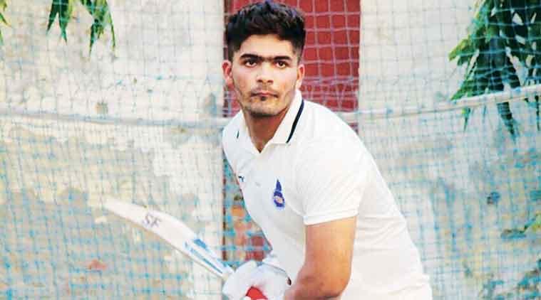 बिहार के सांसद के बेटे सार्थक रंजन का दिल्ली की टीम में चयन पे उठे सवाल