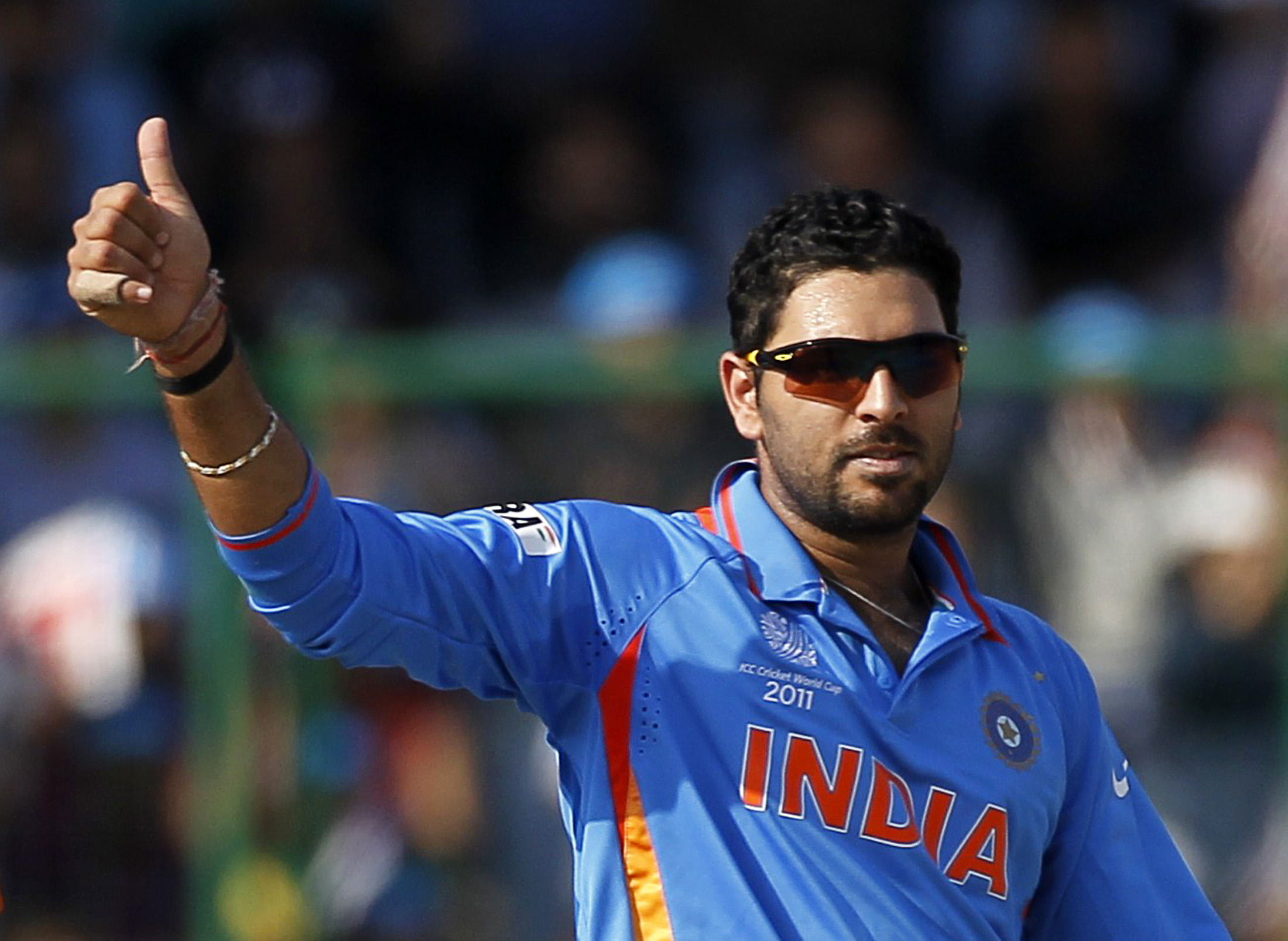 Yuvraj Singh wants to feature in 2019 World Cup | Getty