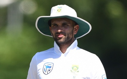 Keshav Maharaj's father reveals the history behind their surname