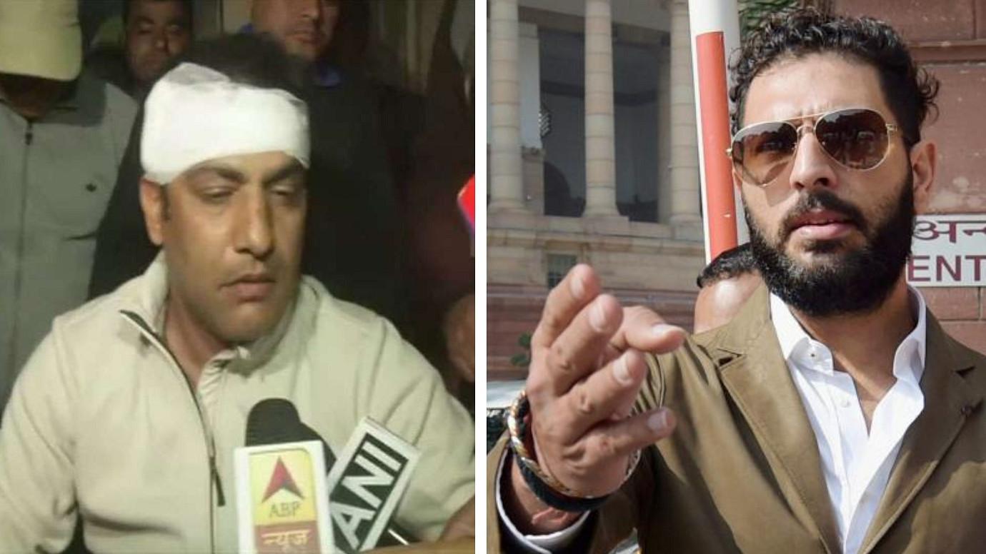 Yuvraj Singh demands severe punishment for Delhi selector Amit Bhandari's attackers