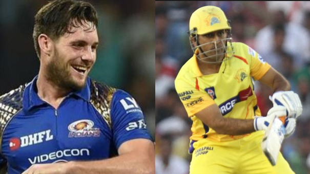 IPL 2018: Mitchell McClenaghan disagrees with MS Dhoni's statement of 8 runs for long sixes