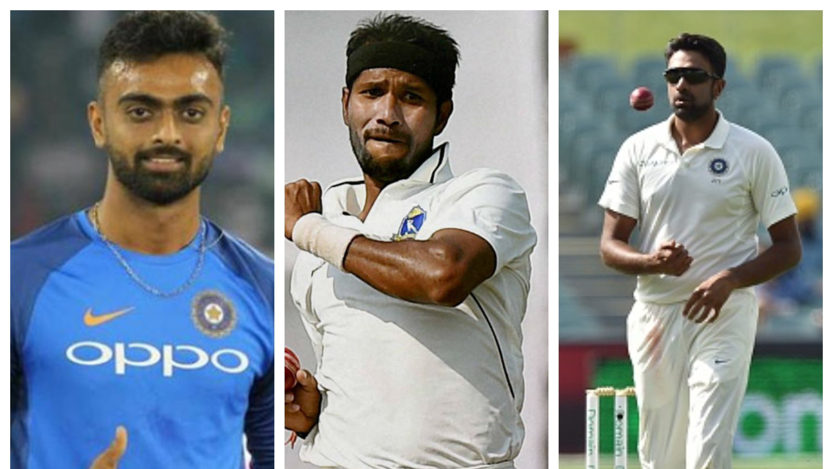 Ashoke Dinda endorses Ashwin and Unadkat's idea to have protective gear available for bowlers
