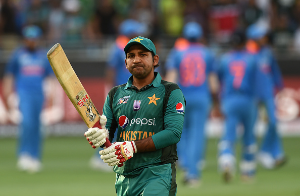 Sarfaraz Ahmed failed both as a batsman and captain in Asia Cup | Getty Images