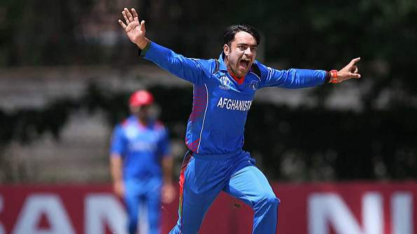 Rashid Khan elated after leading Afghanistan to a series win against Bangladesh