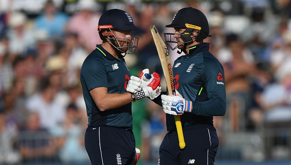 Jonny Bairstow and Jason Roy | GETTY