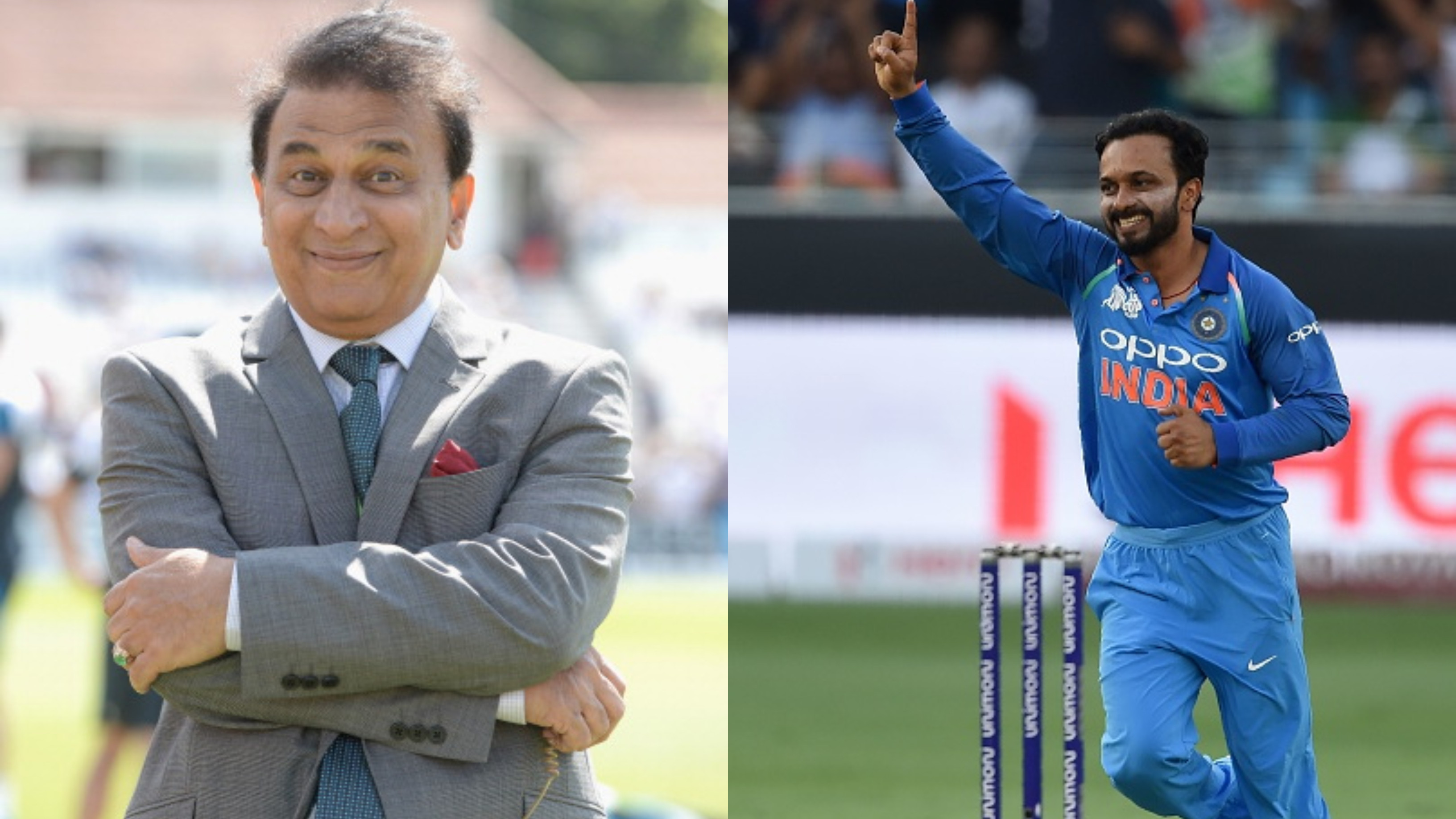 Asia Cup 2018: Sunil Gavaskar backs Kedar Jadhav for all-rounder's role in the tournament