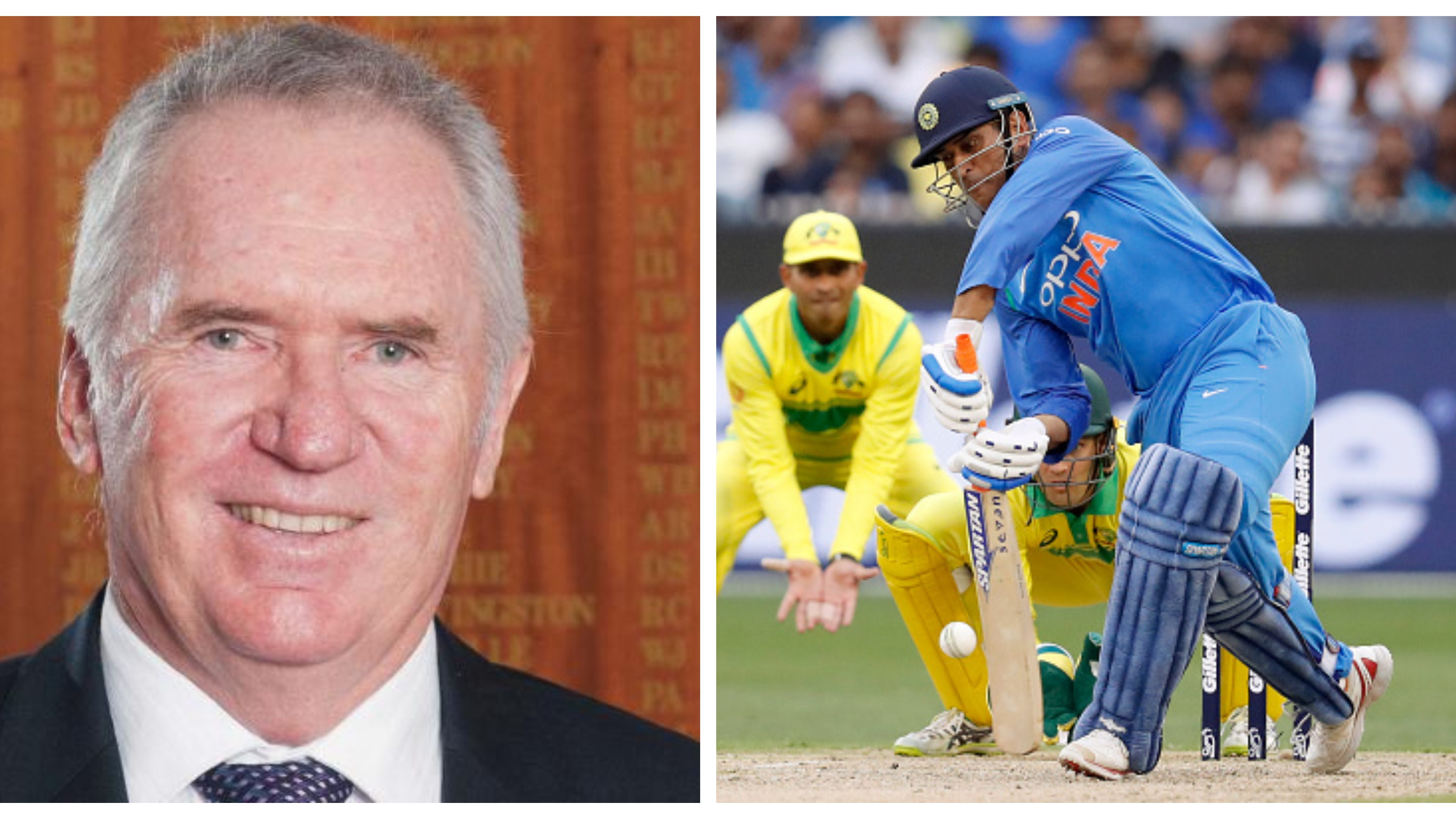 AUS v IND 2018-19: MS Dhoni is back with a vengeance, says Allan Border