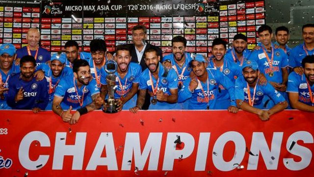 Asia Cup 2018: Ticket sales announced for the 14th edition of Asia Cup