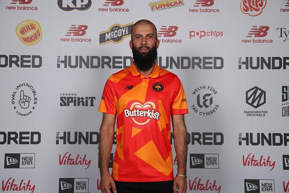 Moeen Ali to captain Birmingham Phoenix | Getty Images