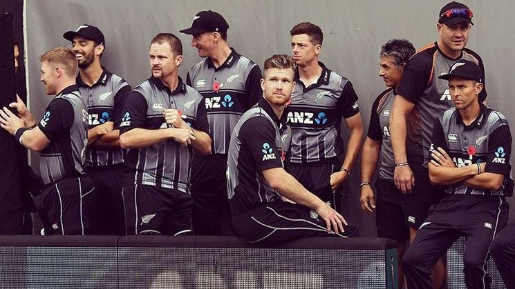 Jimmy Neesham prays to god to change the script as England win in Super Over again