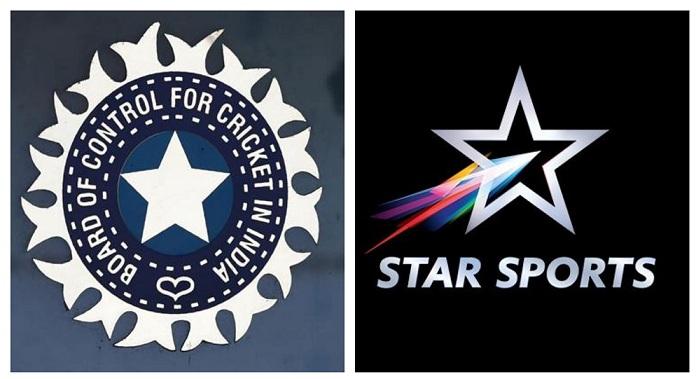 बीसीसीआई ने आईपीएल और घरेलू क्रिकेट के प्रसारण अधिकार दिए स्टार इंडिया को