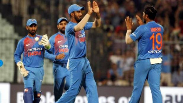 West Indies was bowled out for their lowest T20I total against India | Twitter
