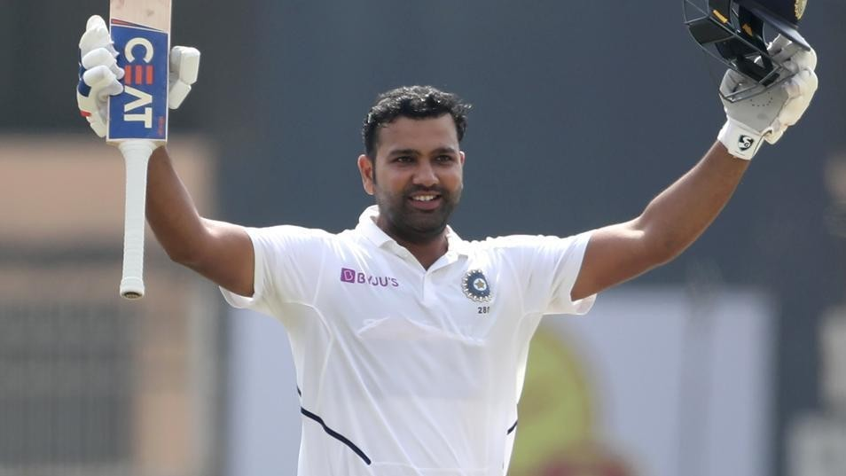 """I don't want to look back now,"" Rohit Sharma keen to carry his good show as Test opener"
