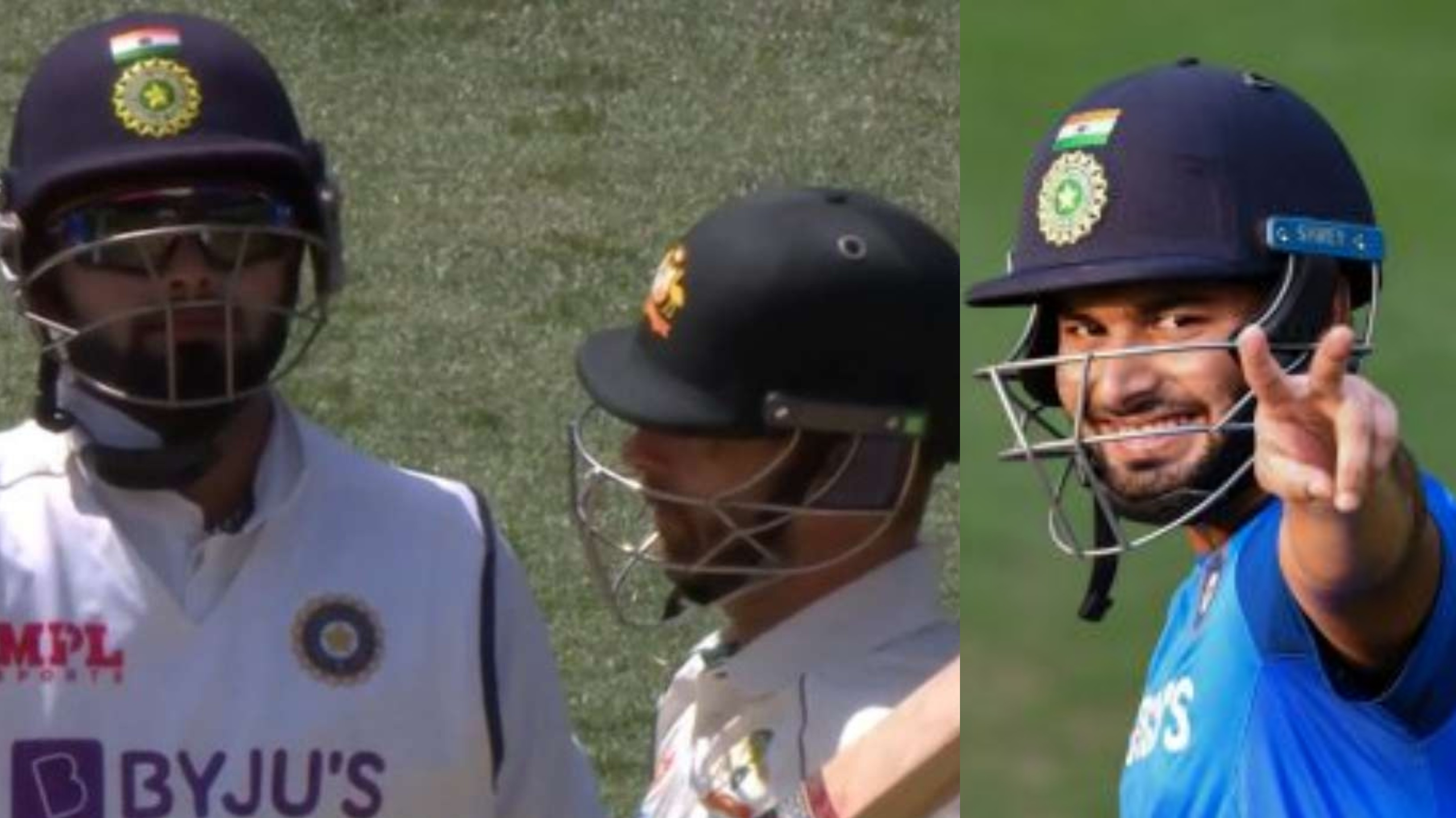 AUS v IND 2020-21: Rishabh Pant reveals why he didn't respond to Matthew Wade's sledging