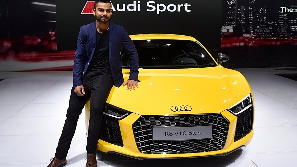 Virat Kohli only Indian to get featured in Forbes 100 highest paid athletes