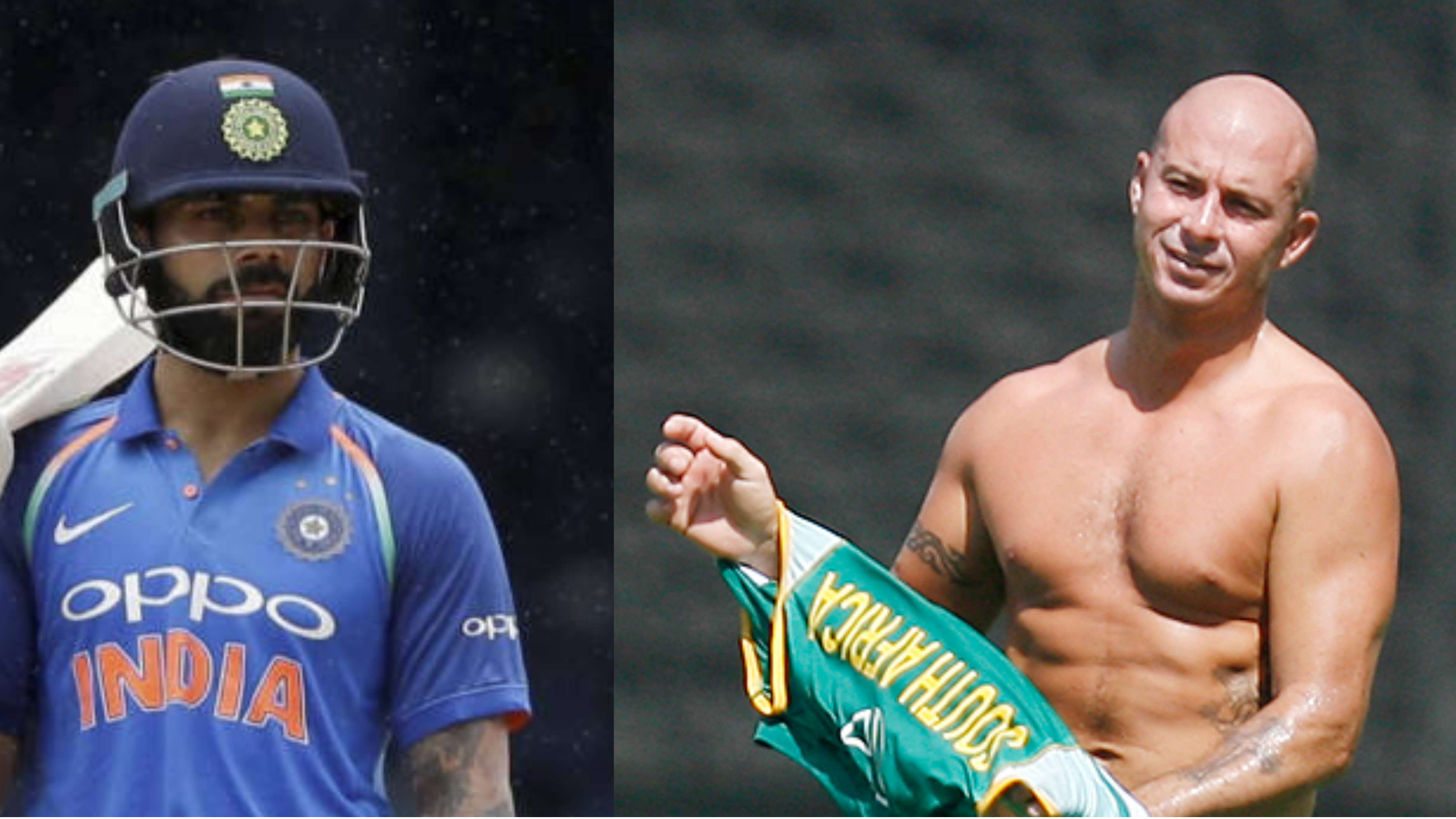 Herschelle Gibbs wanted to see Virat Kohli chase the mammoth target posted by England