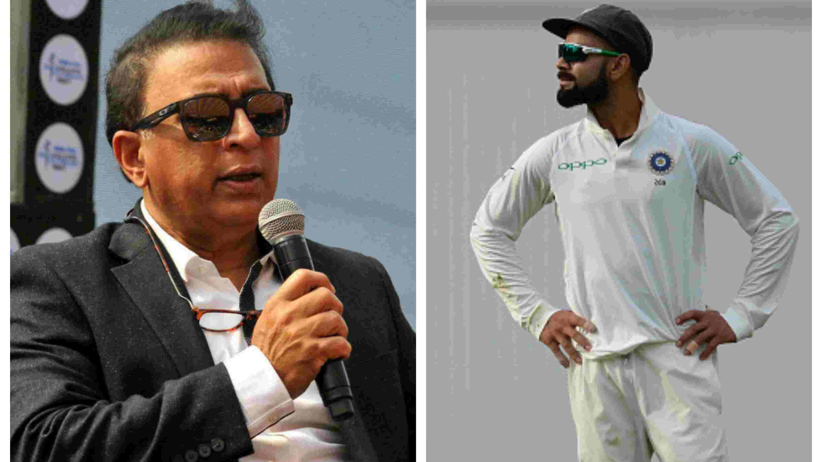 ENG v IND 2018: Sunil Gavaskar raises questions over Virat Kohli's captaincy in Test cricket