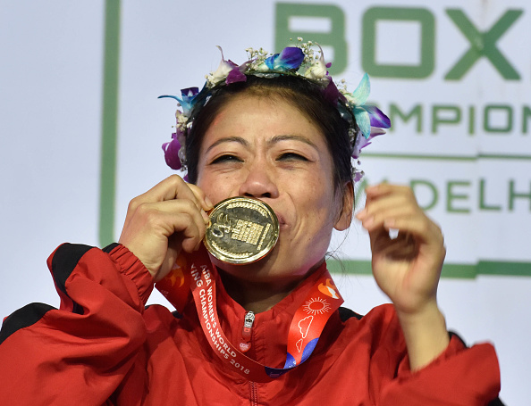 Mary Kom earlier won gold in 2002, 2005, 2006, 2008 and 2010 World Championships | Getty
